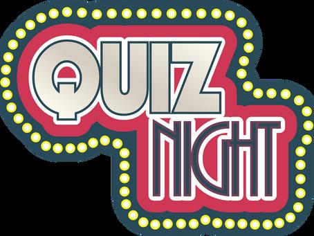 Supporters' Pub Quiz Night