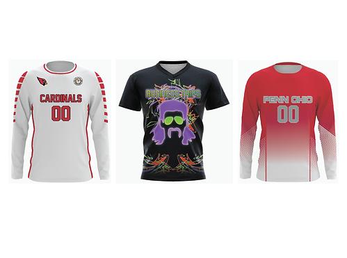 Custom Men's Volleyball Jerseys & Unifor