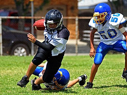 Custom Youth Football Jerseys & Uniforms
