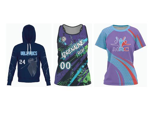 Custom Women's Softball Jerseys & Unifor