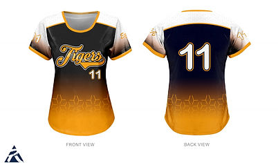 Tigers Softball Jersey