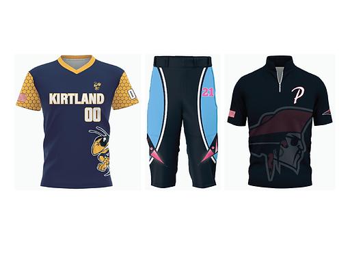Custom Youth Softball Jerseys & Uniforms