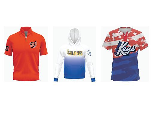 Custom Baseball Coach Shirts & Apparel.p
