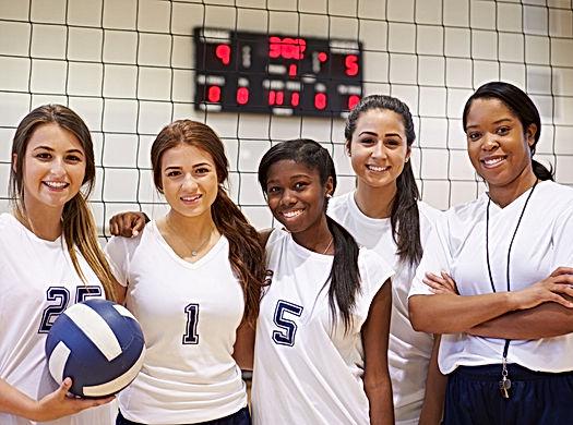 Custom Youth Volleyball Jerseys & Unifor