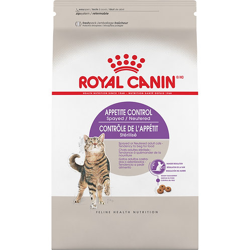 Royal Canin Appetite Control Spayed / Neutered Dry Adult Cat Food