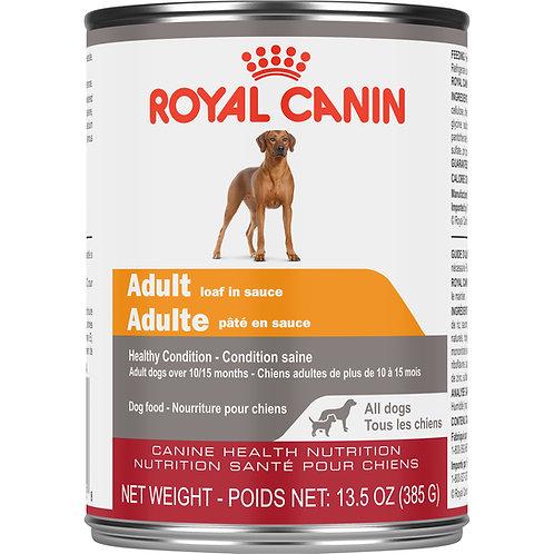 Royal Canin Adult Loaf Canned Dog Food, 13.5 oz