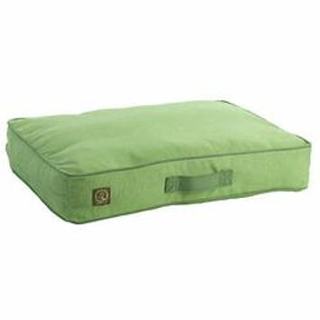 Siesta Green dog bed MEDIUM