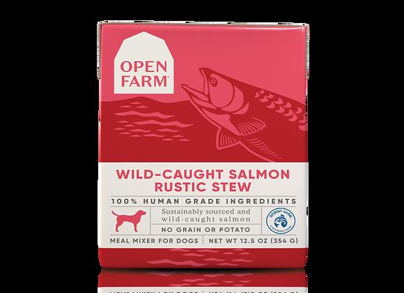 Opne Farm Wild Salmon Stew