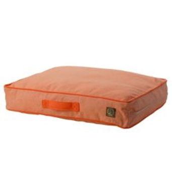 Siesta Orange dog bed MEDIUM