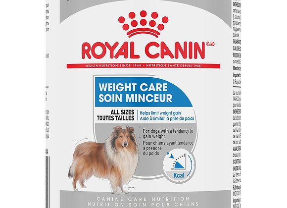 Royal Canin Weight Care Loaf in Sauce Canned Dog Food, 13.5 oz