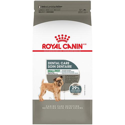 Royal Canin Small Dental Care Dry Dog Food, 17 lb