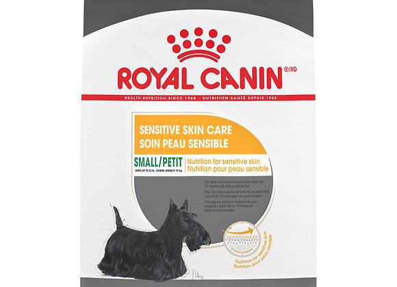 Royal Canin Small Sensitive Skin Care Dry Dog Food, 3 lb