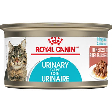 Royal Canin Urinary Care Thin Slices In Gravy Canned Cat Food, 3 oz