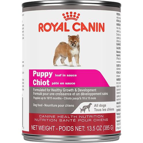 Royal Canin Puppy Loaf Canned Dog Food, 13.5 oz