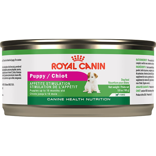 Royal Canin Puppy Loaf in Sauce Canned Dog Food, 5.8 oz