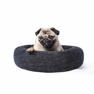 Canada Pooch Midnight black bed SMALL