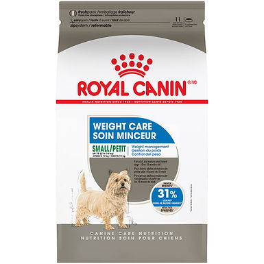 Royal Canin Small Weight Care Dry Dog Food, 2.5 lb