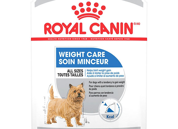 Royal Canin Weight Care Pouch Dog Food, 3 oz