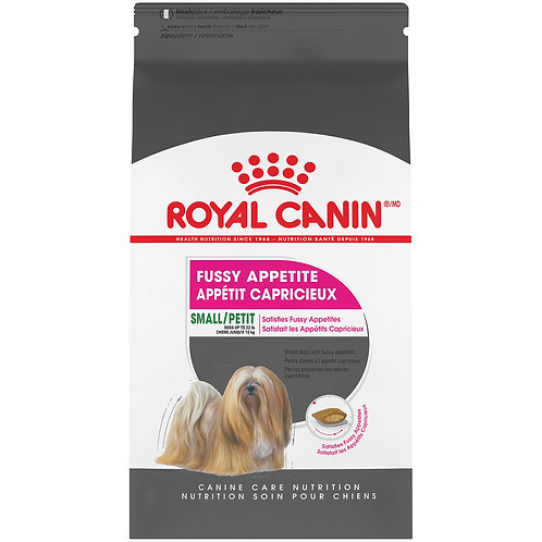 Royal Canin Small Fussy Appetite Dry Dog Food, 3.5 lb