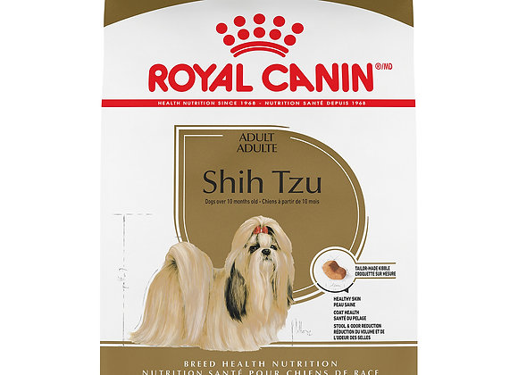 Royal Canin Shih Tzu Adult Dry Dog Food, 10 lb