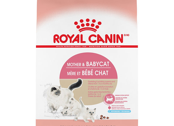 Royal Canin Mother & Babycat Dry Cat Food, 3.5 lb