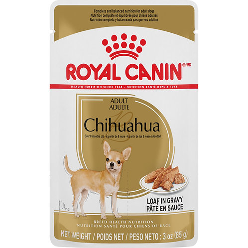 Royal Canin Chihuahua Pouch Dog Food, 3 oz