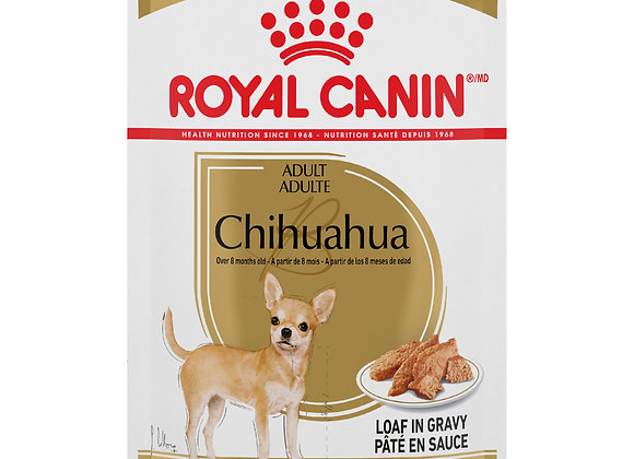 Royal Canin Chihuahua Pouch Dog Food, 3 oz