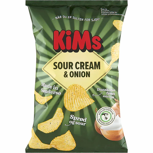 KIMS s Sour Cream&Onion
