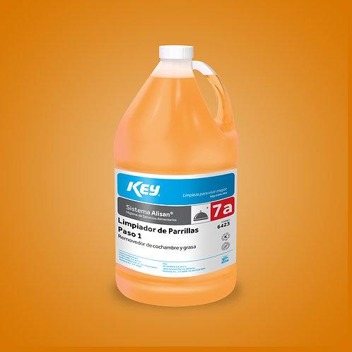 KEY® Limpiador de Parrillas (Paso 1)