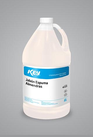 KEY Jabón Espuma