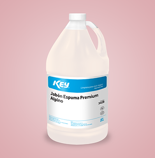 KEY Jabón Espuma Premium