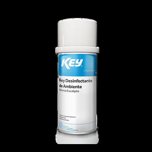 KEY® Desinfectante de Ambiente 99.999%