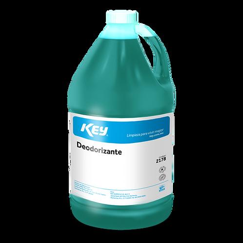 KEY® Deodorizante