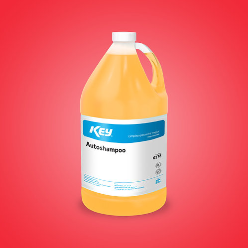 KEY Autoshampoo