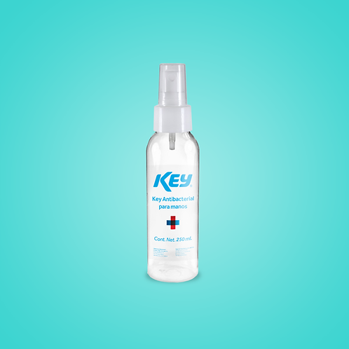 KEY Antibacterial para Manos 99.999%