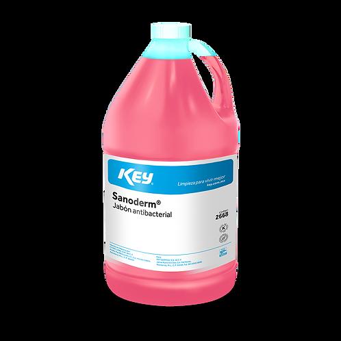 KEY® Sanoderm Jabón Antibacterial 99.99%