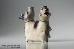 מרק יודל-מהאוסף הפרטי - צילום גלעד בן שץ