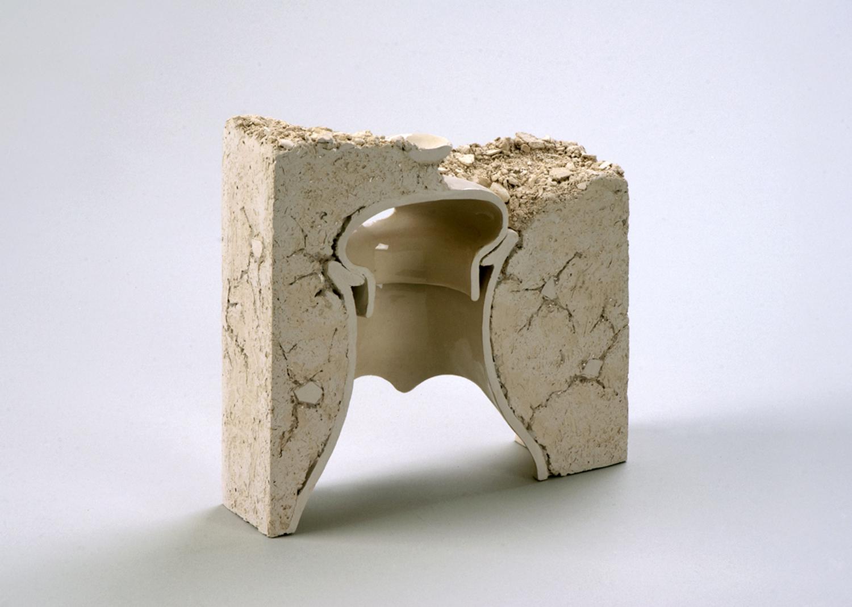 אילן בק - זיכרון מאובן - צילום ליאוניד פדר