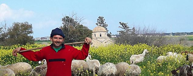 Spring in St. Barnabas