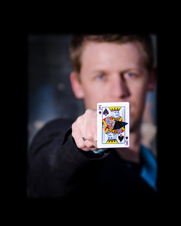 Magician Ty Gallenbeck Corporate Entertainment Colorado Denver Telluride Grand Junction Best Magician Colorado