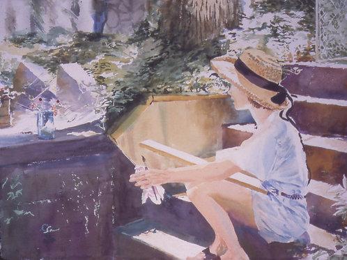 Susan Painting