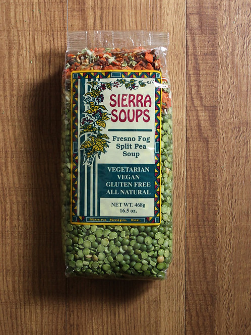 Fresno Fog Split Pea Soup (16.5 oz)