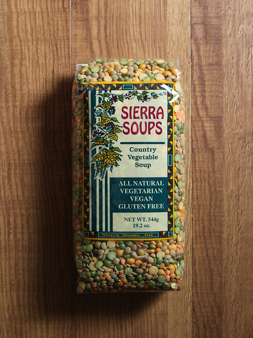 Country Vegetable Soup (19.2 oz)