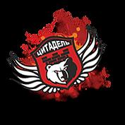 Логотип пейнтбл лазертаг клуба Цитадель
