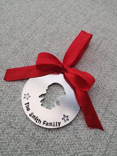Family name decoration