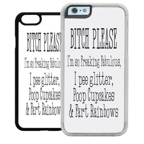 Bitch please phone case