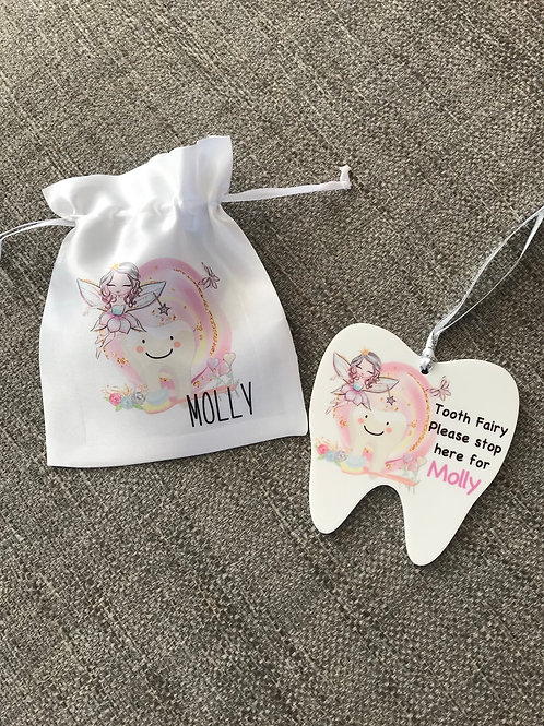 New tooth fairy set