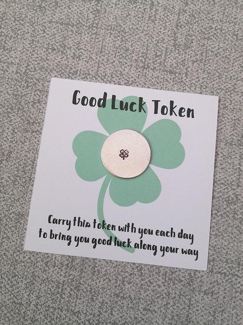 Good luck token
