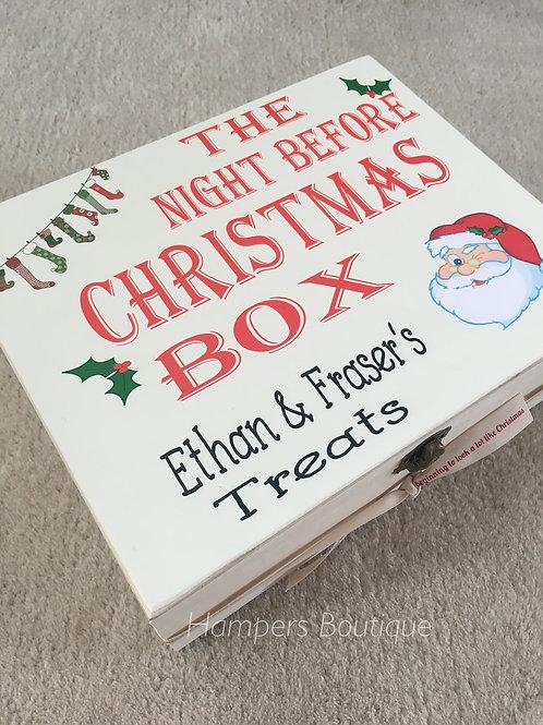 The night before Christmas box