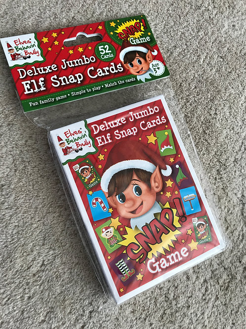 Elf snap cards